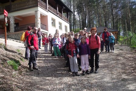 Planinski pohod na Resevno