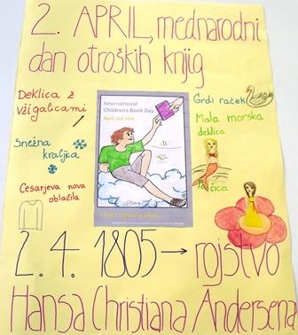 Praznik otroških knjig, 2. april