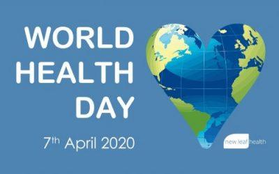 7. april, Svetovni dan zdravja