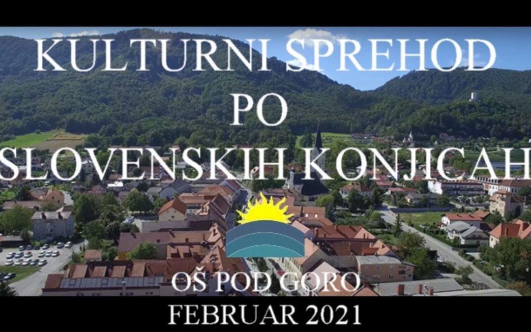 Kulturni sprehod po Slovenskih Konjicah