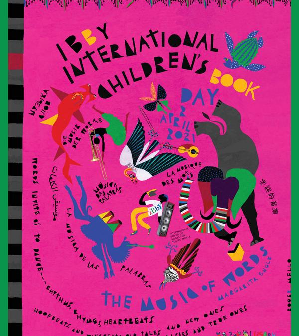 Poslanica ob 2. aprilu, mednarodnem dnevu knjig za otroke
